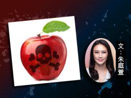 毒蘋果的毒