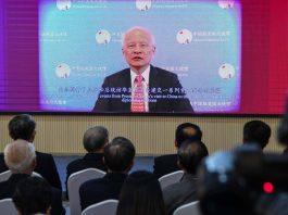 【中美角力】乒乓外交50周年 崔天凱強調中美兩國必須跨越分歧
