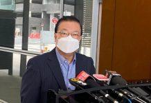【完善政制】譚耀宗指參選人國籍問題 特區政府可按相關法例處理