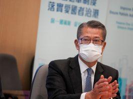 【完善政制】陳茂波料本港政治爭拗將減少 冀更多有識之士投身公職
