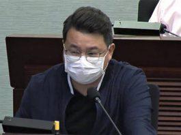 【區議員辭職】尹兆堅辭任葵青區區議員