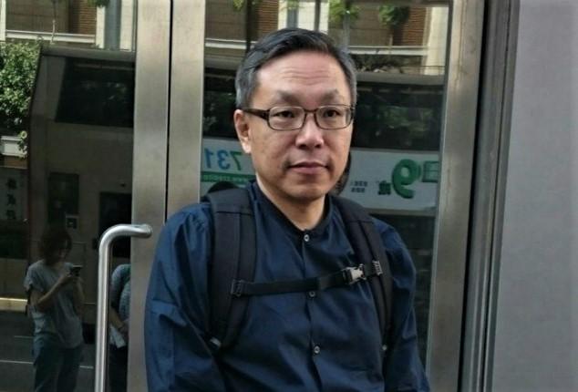 壹傳媒集團行政總裁張劍虹早上在寓所被捕。