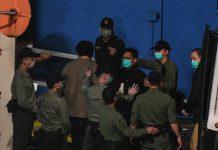 【國安法】涉違《國安法》還押 朱凱廸宣布結束新界西團隊不再參政