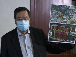 【完善政制】梁君彥︰加建立法會新大樓工程明年中展開