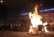 【繩之於法】涉暴動縱火被通緝 青年潛藏公屋落網 6旬女戶主同被捕