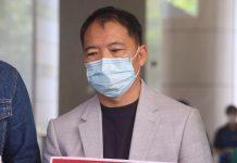 【國安法】胡志偉申請奔喪被拒 懲教署指可視像方式參加喪禮