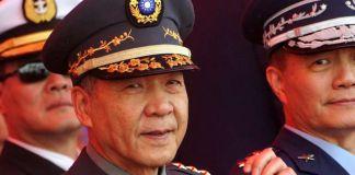 台國防部長:北京未放棄武力解決台灣問題 隨時會動武
