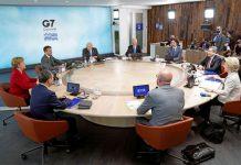 G7峰會公報提及新疆香港及台海問題 馬克龍稱不應誇大與中國分歧