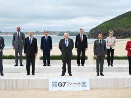 G7峰會七個國家怎能操控全球各國 要中國接受他們所訂無理要求 文:謝悦漢
