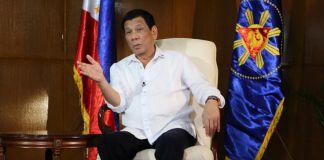 【新型肺炎】菲律賓總統杜特爾特警告 拒打疫苗人士或需坐監