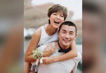 洪永城宣布結婚 準新娘梁諾妍:廁所求婚好好笑