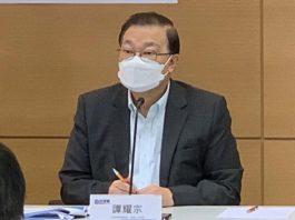 譚耀宗指「結束一黨專政」口號是與中共對著幹 絕不容許