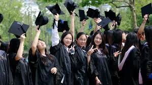 文憑試考生報讀內地高校人數創10年新高,按年增近20%。(互聯網)