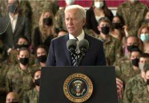 拜登宣布「美國回來了」 盼重塑盟友間緊密關係