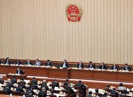 全國人大常委會8月中開會 《反外國制裁法》料納《基本法》附件三