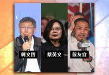 雙北市防疫與蔡政府不同調 文:福蜀濤