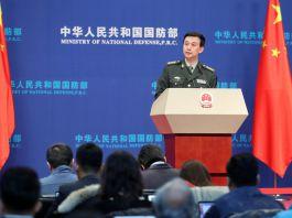 【中美角力】美眾議院通過法案拒中國地圖含台灣 國防部警告勿玩火自焚