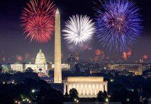 美國全國多處忘卻疫情 慶祝獨立日紀念