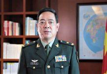 陳道祥:駐港部隊堅決捍衛國家主權及安全