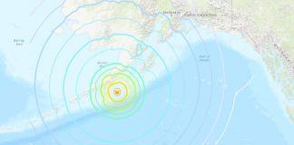 美國阿拉斯加8.2級地震 當局發海嘯警告 或威脅夏威夷關島