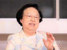 譚惠珠籲社會不能放棄年青人 重申愛國治港者必須德才兼備
