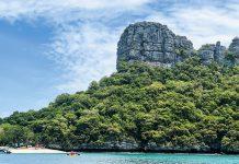 泰國蘇梅島重開 率先直擊 疫後絕世靚景