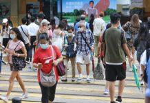本港今年年中人口下跌8.71萬 15至39歲流失最大逹4%
