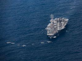 美軍展開大規模全球演習 應對中俄同時威脅