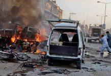 針對中國人襲擊連月第2次 巴基斯坦爆人肉炸彈釀5死傷