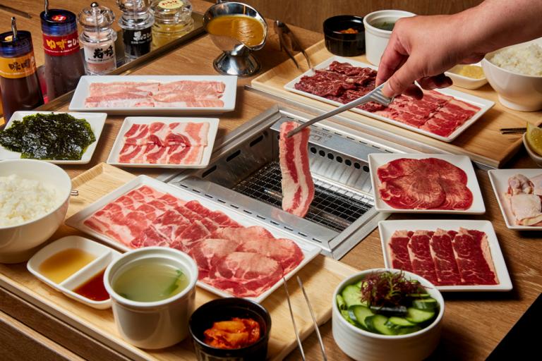 「燒肉Like」雖則是主打一人燒肉店,但人多同樣食得開心。
