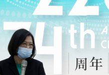 民進黨與蔡英文切割? 文:福蜀濤