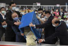 【選委會選舉】兩辦指當選委員具廣泛代表性 期待香港逐步回歸正常社會