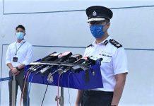 【選委會選舉】明日投票 警方部署6000警力防破壞